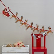 Picture of Christmas Snowman - Bunting