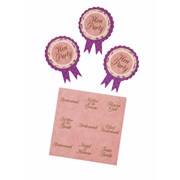 Picture of Truly Scrumptious - Hen Party Badge