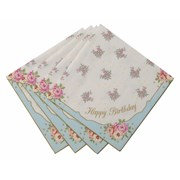 Picture of Truly Scrumptious - Happy Birthday Napkins