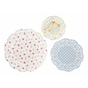 Picture of Truly Scrumptious - Floral Doily
