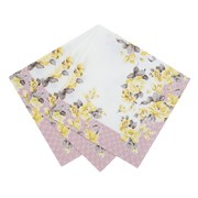 Picture of Truly Scrumptious - Floral Napkins