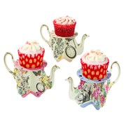 Picture of Truly Alice - Teapot Cake Stands