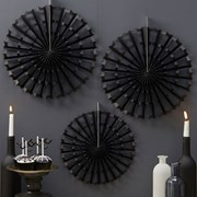 Picture of Trick Or Treat - Spider Fan Decs