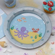 Picture of Under The Sea - Paper Plates