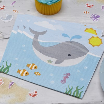 Picture of Under The Sea - Napkins