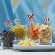 Picture of Under The Sea - Food Flags