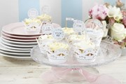 Picture of Vintage Lace - Cupcake Decorations