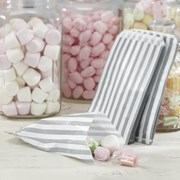 Picture of Vintage Lace - Candy Bags - Silver