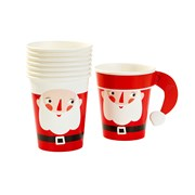Picture of Waiting for Santa - Paper Cups
