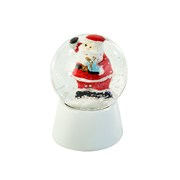 Picture of Waiting for Santa - Snow Globe