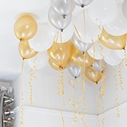 Picture of Glitterati - Ceiling Balloons