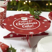 Picture of Christmas Cheer - Cake Stand