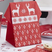 Picture of Christmas Cheer - Napkins - Christmas Jumper - Nordic