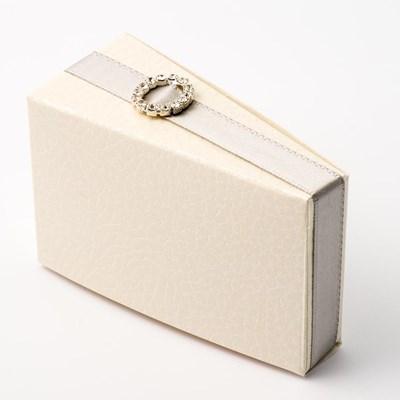 Picture of Antique White Pelle - Cake Box