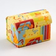 Picture of Jolly Party Chest Favour Boxes