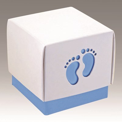Picture of Baby Footprint Box
